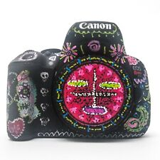 Canon EOS 650D Rebel T4i DSLR.APS-C Sensor (Body Only) COLLECTORS EDITION!