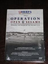 New Sealed Documentary Dvd Operation Open Sesame Oak Ridge Secret City ORHPA