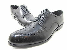 JO GHOST, 1444RU, INGLESE LOAFER, MENS, NERO, EURO 43.5 LEFT, 45 RIGHT, MISMATCH