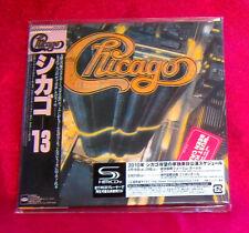 Chicago 13 SHM MINI LP CD JAPAN WPCR-13785 Chicago XVIII
