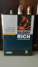 BUDDY RICH ´Live at the Montreal Jazz Festival 1982´ Schlagzeug Drum DVD