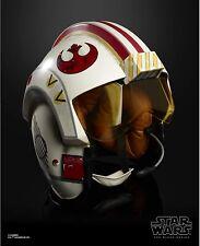 StarWars The Black Series Luke Skywalker Battle Simulation X-Wing Pilot Helmet