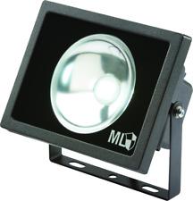 Alta Calidad LED Seguridad Luz Foco Negro con Ajustable Aluminio Carcasa