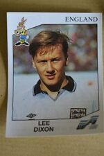 VIGNETTE PANINI FOOT FOOTBALL EURO 92 UEFA // N°96 ENGLAND LEE DIXON