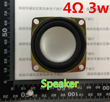 Small Speaker 3W 4R (3 watts 4 ohms) Speaker for Audio Amplifier W Mount hole