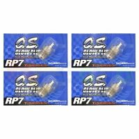 4PCS OS GLOW PLUG RP7 TURBO COLD ON-ROAD # OS71642070 O.S. Engines Parts