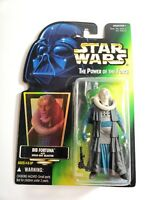 1996 Kenner Star Wars Bib Fortuna With Hold-Out Blaster Action Figure