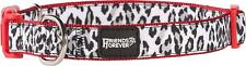 Friends Forever Fashion Leopard Pattern Dog Puppy Collar Small 11-16 in Durable