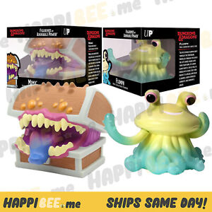 Dungeons & Dragons Figurines of Adorable Power Mimic & Flumph🍯Vinyl Collectible