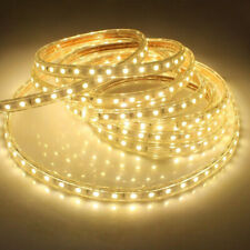 Boshen SMD 5050 LED Strip Light Rope String RGB Waterproof 10/15/20/25/30M 110V