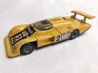 Solido 1/43 No 87 Scale diecast 87 Renault Alpine A 442 B Turb Elf 2 Le Mans car