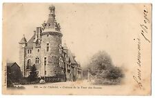 CPA 77 - LE CHATELET EN BRIE (Seine et Marne) 132. Château de la Tour des Dames