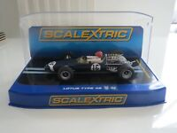 SCALEXTRIC C3092 TEAM LOTUS 49 JO SIFFERT NO16    NEW BOXED GETTING HARD TO FIND