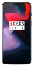 OnePlus 6 - 256GB - Midnight Black (Ohne Simlock)