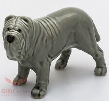 Porcelain Figurine of the Neapolitan Mastiff dog
