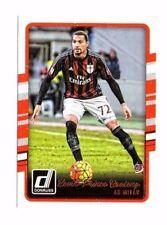 Kevin-Prince Boateng 2016-17 Panini Donruss Soccer, AC Milan, Card # 5