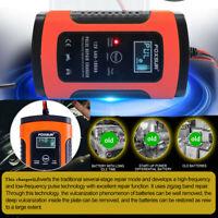 Intelligentes Batterieladegerät EU 12V 100Ah Batterieerhaltungsgerät KFZ Auto 5A