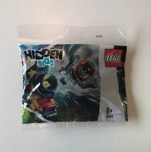 Lego Hidden Side 30464 - El Fuego's Stunt Cannon - New Polybag