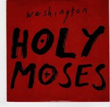 (EL355) Washington, Holy Moses - 2011 DJ CD