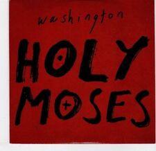 (EL355) Washington, Holy Moses - 2011 DJ CD
