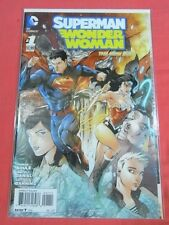 Superman Wonder Woman 10 DC Comics 52 Series