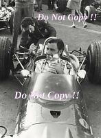 Graham Hill Gold Leaf Team Lotus 48 F2 Season 1968 Photograph 3