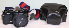Petri GX-1  35mm SLR Camera(All MECHANCAL)+Nikon 50mm 1.2 Len