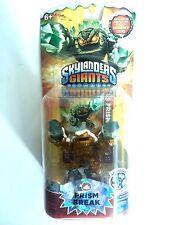 Skylanders Giants Gold Flocked Prism Break Variante Employee Holiday 2012 NEU