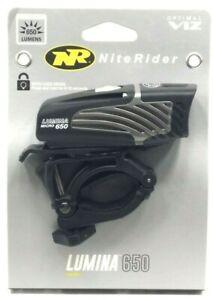 NiteRider Lumina 650 Micro Front Bike Light