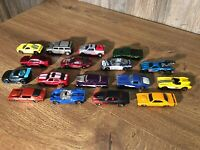 17 Hot Wheels Size Cars Trucks Mixed Bag Of Brands Including Hot Wheels G3