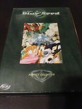 Blue Seed - Perfect Collection (DVD, 2002, 4-Disc Set)