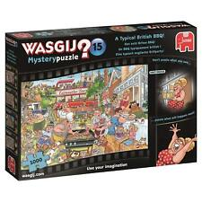 Wasgij 19163 Mystery 15 A Typical British BBQ Jigsaw Puzzle
