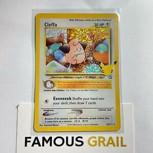 Cleffa - 20/111 - Rare Holo Card - Pokemon Celebrations MINT