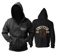 Slipknot Print hoodie Hip Hop men's Sportswear Warm Unisex Jacket Sweatshirts