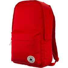 CONVERSE CORE POLY BACKPACK RED 10002651 600 CHUCK TAYLOR ALL STAR LAPTOP
