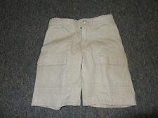 BOYS SIZE 2T TAN / LIGHT BROWN SHORTS BY IZOD **GREAT SHORTS**