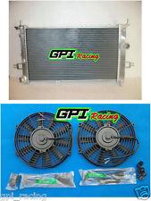 OPEL ASTRA G MK4 Z20LET GSI SRI TURBO HIGH FLOW RACE RADIATOR RAD &fan