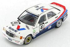 Mercedes 190E 2.3-16 Roland Asch  DTM 1988 1:43