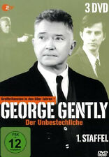 3 DVDs * GEORGE GENTLY - STAFFEL / SEASON 1 # NEU OVP &