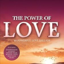 VARIOUS ARTISTS - THE POWER OF LOVE [SONY 2013] NEW CD