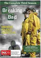 Breaking Bad Season 3 : NEW DVD
