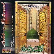 ABDUL RAUF ROOFI - ASHK - E - REHMAT - VOL 9 NAAT CD - FREE UK POST
