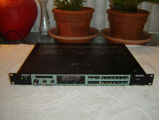 Sony MU-R201, Digital 2 Channel Reverberator, Reverb, Vintage Rack, 100V Power