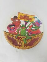 """Vintage Muppets Birthday Party Plates NEW *RARE* 1978 8- 7"""" plates"""
