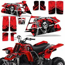 Decal Graphic Kit Yamaha Banshee 350 ATV Quad Decal Wrap Parts Deco 87-05 REAP R