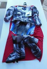 Marvel Avengers Thor Halloween Costume - Child Size Large (8-10 years) NEW!