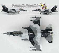 HOBBY MASTER HA3844 Lockheed F-16C USAF 18th AGRS Blue Foxes AFB AK 2009 1:72