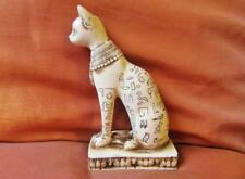 UNIQUE Handmade Statue of Egyptian Ancient Mythical Cat Bastet Collection