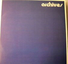 Monsson, Vic - Archives  - LP 2005 UK
