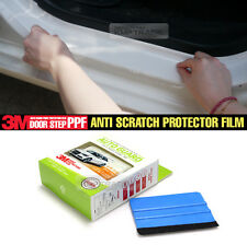 Door Sill Step Scuff Anti Scratch Clear Paint Protect 3M Film For All Vehicle
